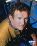 Colm Meaney  DS 9,  Star Trek, Law Abiding Citizen Genuine Autograph 10x8   11119